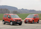 Peugeot Rifter 1.5 BlueHDi vs. Volkswagen Caddy 2.0 TDI – Osobní dodávky lepší než MPV?