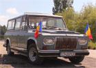 Dražilo se Ceaušeskovo auto. Aukce nepřilákala jediného kupce