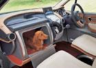 Koncept Honda WOW představil odkládací schránku na psa. Neujala se.