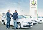 Škoda dodá státu přes 1370 automobilů za 784 milionů korun
