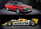 Nejvýznamnější modely Renaultu s turbodmychadlem: Začalo to ve formuli 1