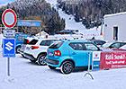 Máte Suzuki? V největším lyžařském středisku ČR teď zaparkujete přímo u lanovky