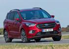Ford bude řešit své problémy v Evropě. Prostřednictvím SUV a dodávek...