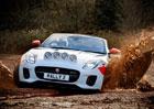 Krocení zlé šelmy: Řídili jsme Jaguar F-Type Rally, jedno ze dvou aut postavených jen tak pro radost