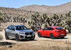 Očekávané se stalo skutečností, BMW představuje šestiválcová ostrá SUV X3 M a X4 M