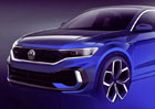 Koncept VW T-Roc R míří do Ženevy. Má 300 koní a blízko ksériové výrobě