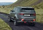 Land Rover Discovery v drsnější verzi SVX se do výroby nedostane