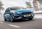 Tak to je on! Nový Ford Focus ST využívá motor z Mustangu a poznatky z vývoje Fordu GT