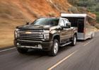 Chevrolet Silverado HD pro modelový rok 2020 ohromuje vizáží i schopnostmi