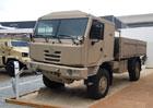 Tatra představila nový vůz modelové řady Tactic