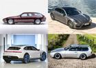 Porsche Panamera Sport Turismo není jediné kombi své značky. Prohlédněte si vzácné prototypy i přestavby