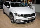 Autosalon Ženeva 2019 živě: VW Passat je stejný a odemyká se mobilem