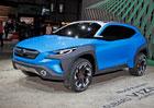 Subaru Viziv Adrenaline Concept ukazuje budoucí vzhled vozů této značky