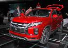 Ženevský autosalon 2019 živě: Facelift Mitsubishi ASX vypadá jako nové auto