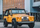 Land Rover Defender jako Chelsea Truck Company Homage II je poněkud avantgardní klasik