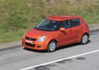 Ojetý Suzuki Swift II (RS): Jedno z nejlepších malých aut!