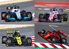 O víkendu startuje nová sezona formule 1. Prohlédněte si všechny vozy ve velké galerii