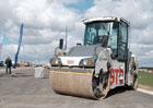 Pokračuje výstavba severní alternativy D1. Staví se dalších 12 kilometrů dálnice D35