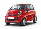 Nejlevnější vůz světa Tata Nano se představil před deseti lety. Byl to propadák