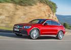 Mercedes-Benz GLC kupé má po faceliftu. Nabízí nové motory i moderní infotainment