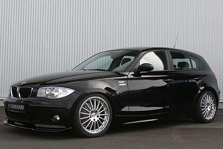 BMW1 Hamann: O kus dál