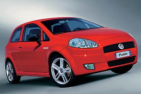 Nový Fiat Punto: návrat ke kořenům
