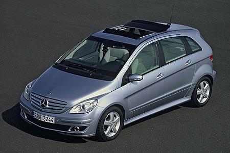 Mercedes-Benz třídy B: větší bráška áčka (oficiálně)