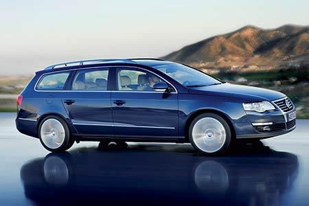 Volkswagen Passat a Passat Variant 4Motion: ceny v ČR