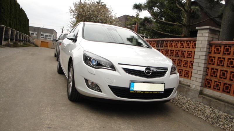 Galerie Nov 253 Opel Astra Na Moje Auto Cz Diskutujte S