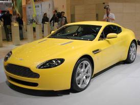 Aston Martin v Ženevě 2005