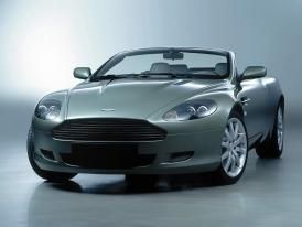 Aston Martin v Ženevě 2004
