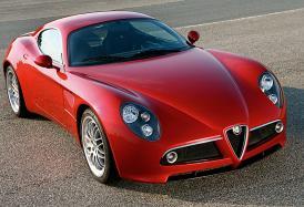 Alfa Romeo v Paříži 2006