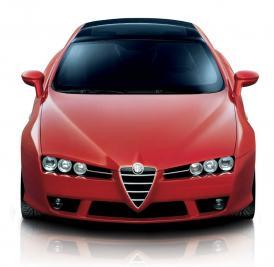 Alfa Romeo v Ženevě 2005