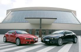 Alfa Romeo v Ženevě 2006