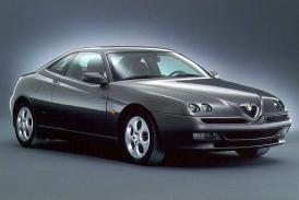 Alfa Romeo v Paříži 2004