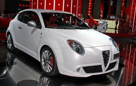 Alfa Romeo ve Frankfurtu 2009