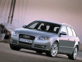Audi v Paříži 2004