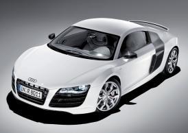 Audi v Ženevě 2009