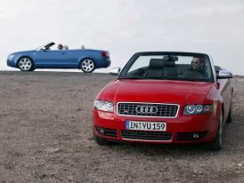 Audi v Ženevě 2004
