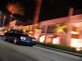 Bentley v �enev� 2008