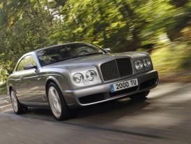 Bentley v Ženevě 2007