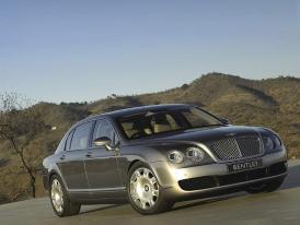 Bentley v Ženevě 2005
