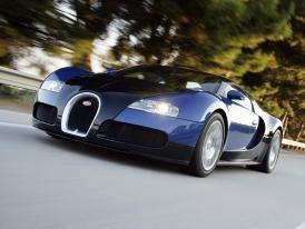Bugatti v Ženevě 2006