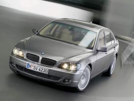 BMW v Ženevě 2005