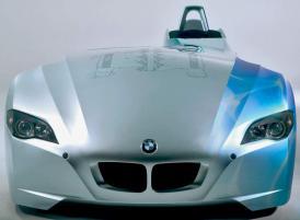 BMW v Paříži 2004