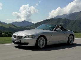 BMW v Ženevě 2006