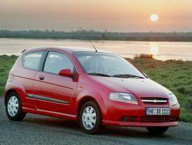 Chevrolet (Daewoo) v Pa��i 2004