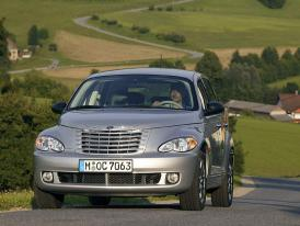 Chrysler – PT Cruiser facelift, 300C 3.0 CRD ve Frankfurtu 2005