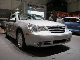 Chrysler v Ženevě 2007