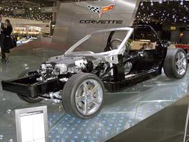 Chevrolet v Ženevě 2004
